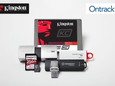 Kingston Technology collaborazione Ontrack-crittografia always on