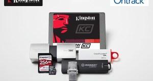 Kingston Technology collaborazione Ontrack-crittografia always on
