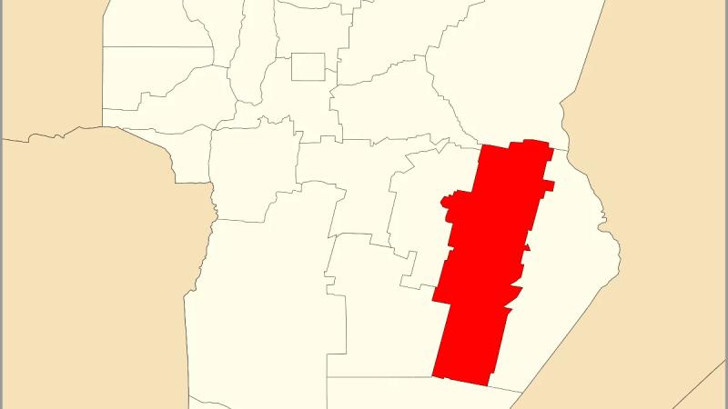 En el departamento Unión Juntos por el cambio obtuvo el 48,73 % de los votos.