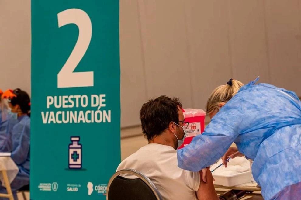 Covid-19: informe diario de la situación en la provincia de Córdoba.