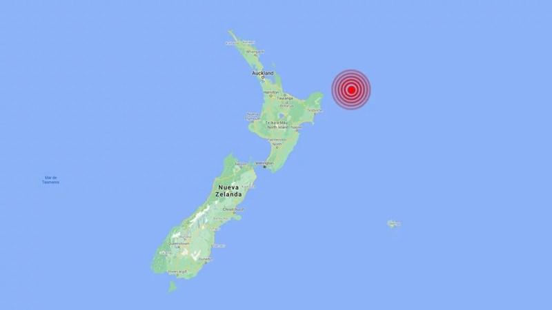 Siguen los sismos Nueva Zelanda