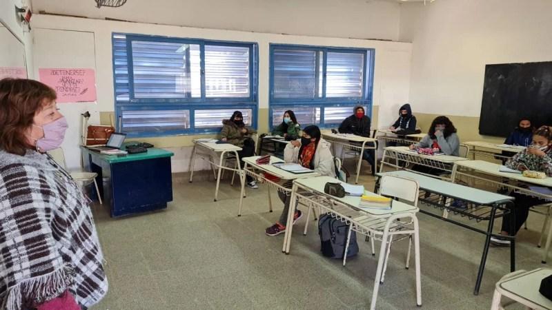 Tras las vacaciones de invierno, más del 80% de estudiantes volvieron a las aulas