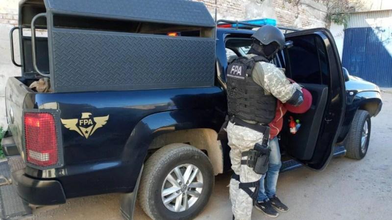 Laboulaye: FPA detuvo a dos hermanos que vendían drogas a menores