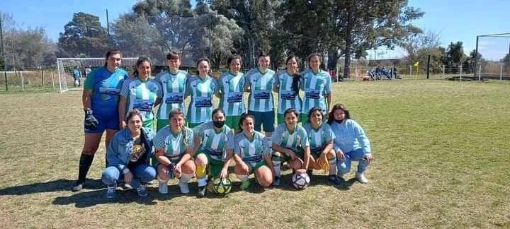 Futbol Femenino: Este domingo el Club Canalense enfrentará a su par de Arias.