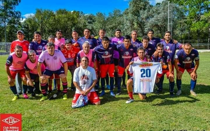 El Senior del Club Atlético Libertad se enfrentará a la Selección Argentina.