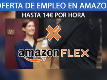 trabajar en Amazon Flex