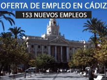 empleos en el Ayuntamiento de Cádiz