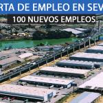 empleos en la Zona Franca de Sevilla