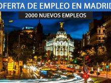 Madrid oferta 2.000 empleos en el encuentro Laboral MAD