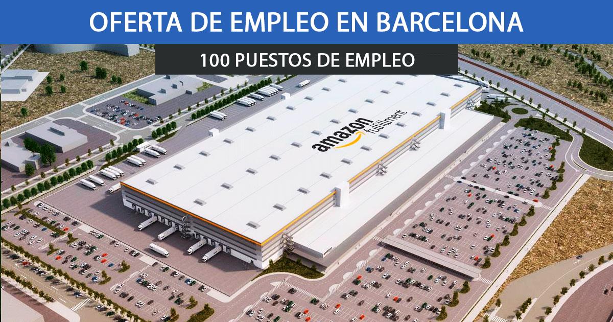 Se necesitan 100 trabajadores en Rubí para trabajar en el nuevo centro logísticos de Amazon