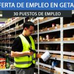 trabajar en Amazon Getafe