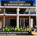 60 operarios Aza Logistics