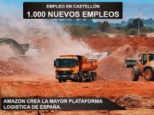 Se necesitan 1.000 trabajadores en Onda (Levante) para las nuevas instalaciones de Amazon