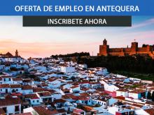 trabajadores en Antequera