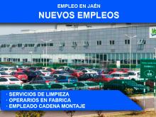 Las fábricas en Jaén