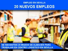 trabajar en centro logístico