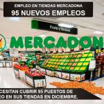trabajar en supermercados Mercadona