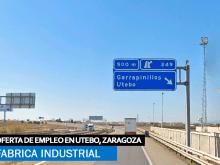 Fabrica Industrial en Utebo, Zaragoza