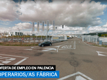 Se necesita 30 Operarios/as para Fábrica Automoción en Palencia
