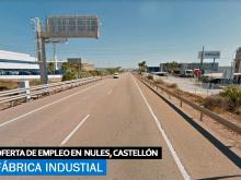 Se necesita Personal para Fábrica Industrial en Nules, Castellón