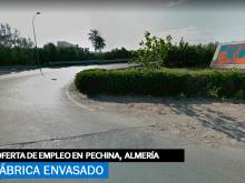 Se necesitan 25 trabajadores para Fábrica de Envasado en Pechina, Almería