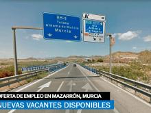 Se necesita Personal para Centro Logístico en Mazarrón, Murcia
