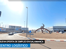 Se necesita Personal para Centro Logístico en Salamanca