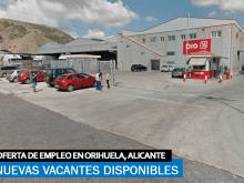 Se necesita Personal para Centro logístico DIA en Orihuela, Alicante
