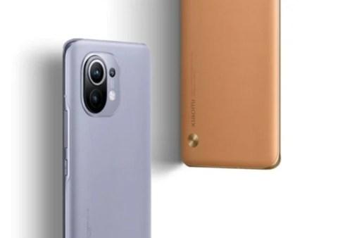 Xiaomi phones sold