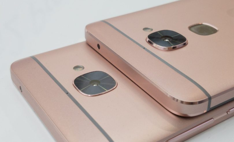 LeEco Launched Three New Smartphones-infogalaxy.in