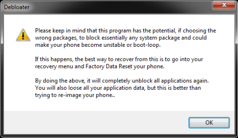 How TO Remove Bloatware Apps without Root