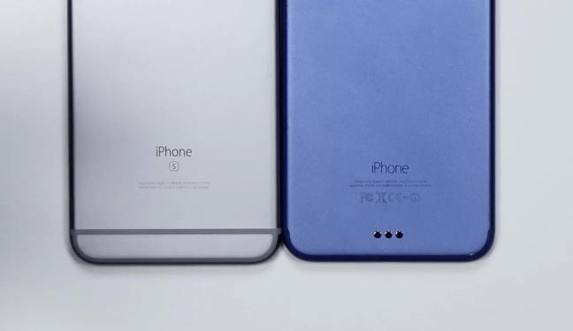 iPhone 7Plus leaked video shows some new stuff