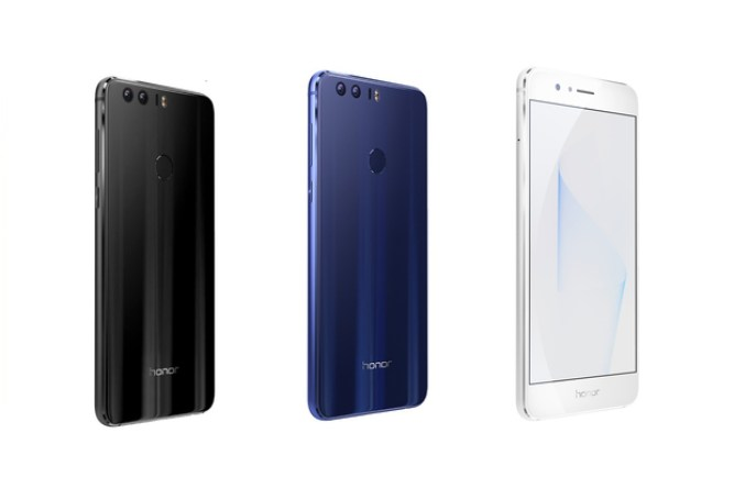 Huawei Honor 8 launched in India