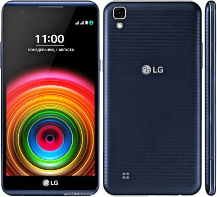 LG launched LG X Power In India With 4100mAh Battery