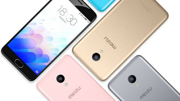 Meizu Launched Meizu M3S In India At 7999INR