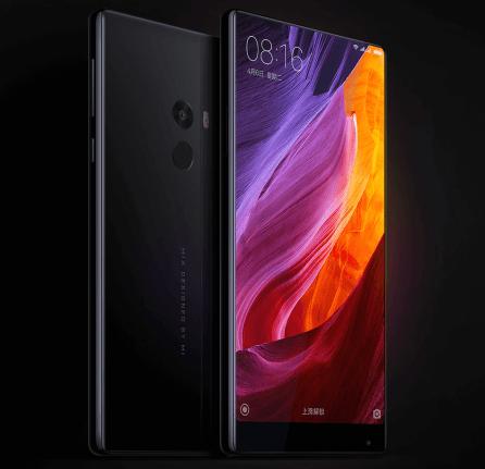 The Concept Of Xiaomi Mi MIX