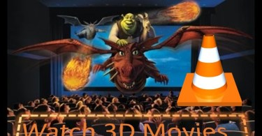How To Watch 3D Movies In PC