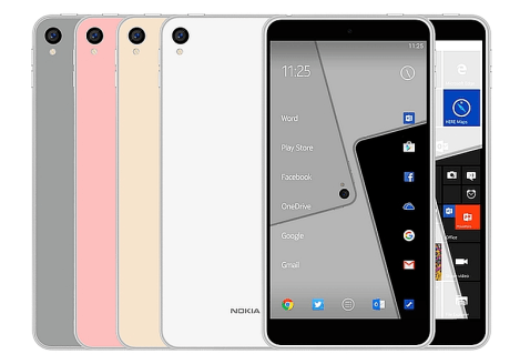 Nokia D1C With Android Nougat Specifications Leaked