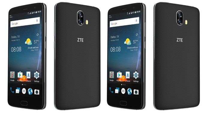 ZTE Announced Blade V8 Pro With Dual Camera Setup At CES 2017