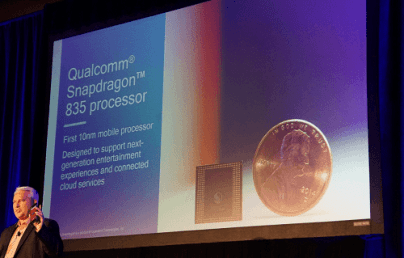 Qualcomm Unveiled The Flagship Chip Of 2017 Snapdragon 835 At CES 2017
