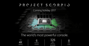 Everything You Need To Know About The Microsoft Xbox Project Scorpio