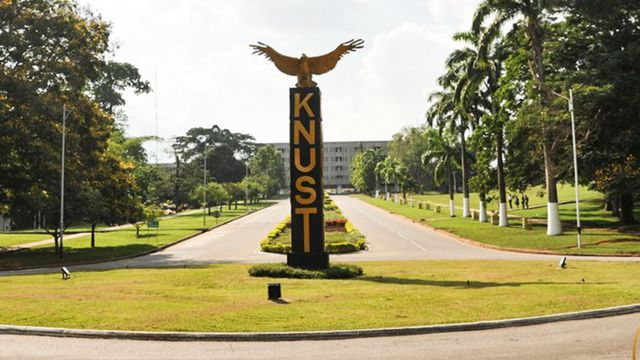 KNUST moves part of academic work online