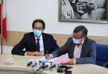 Târgu Jiu: Au fost semnate contractele pentru podul de la Lainici și finalizarea variantei ocolitoare