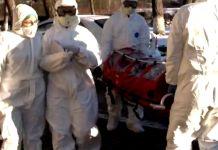 Au fost înregistrate 45 de decese (28 bărbați și 17 femei), ale unor pacienți infectați cu noul coronavirus, internați în spital