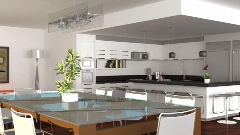 servicio de infografía 3D para interiores
