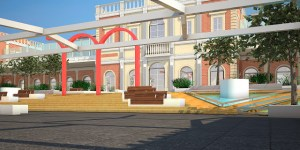 infografía 3d arquitectura madrid
