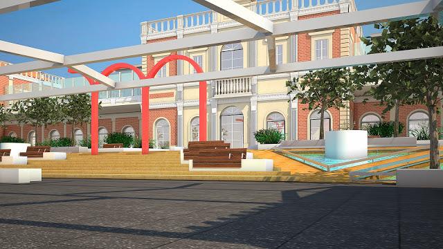 infografia 3d concurso arquitectura