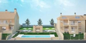 infografía 3d para venta viviendas