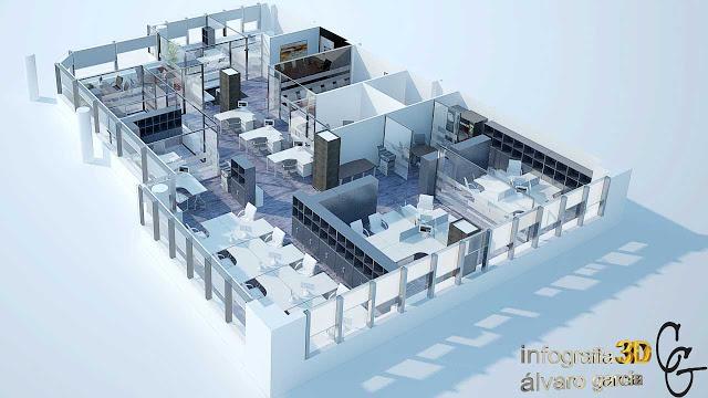 arquitectura 3d profesional