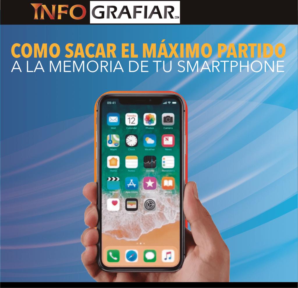 COMO SACAR EL MÁXIMO PARTIDO A LA MEMORIA DE TU SMARTPHONE